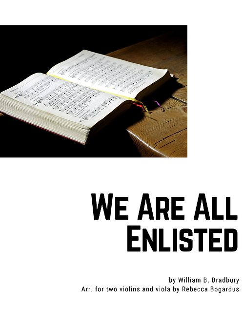 We Are All Enlisted