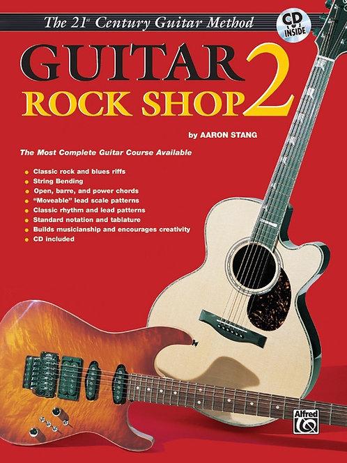 Guitar Rock Shop 2