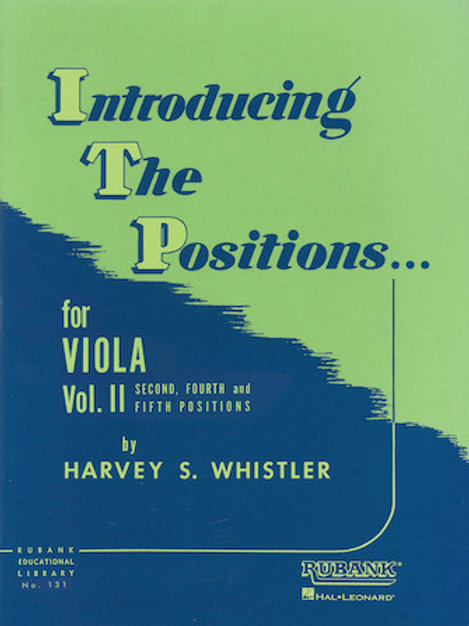 Introducing The Positions For Viola 2