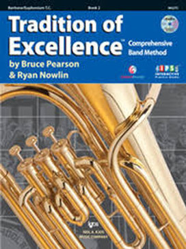 Tradition of Excellence Book 2 Student