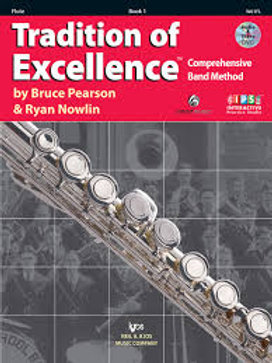Tradition of Excellence Book 1 Student