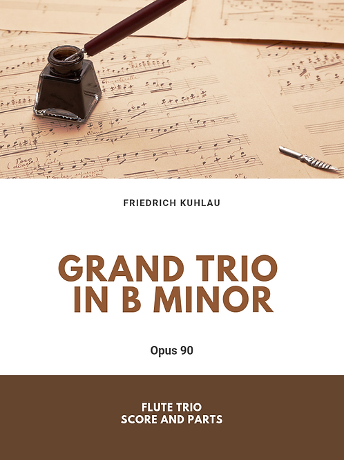 Grand Trio in B minor