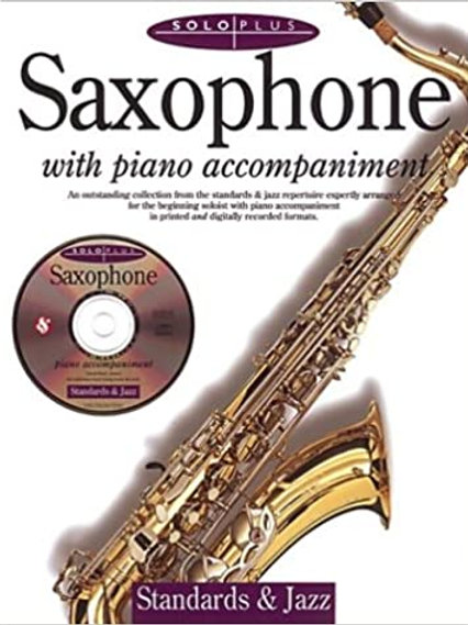 Alto Saxophone (With Piano Accompaniment)