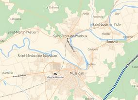 L'Isle à Saint Front de Pradoux