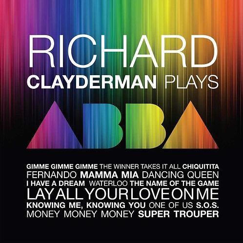 RICHARD CLAYDERMAN - ABBA