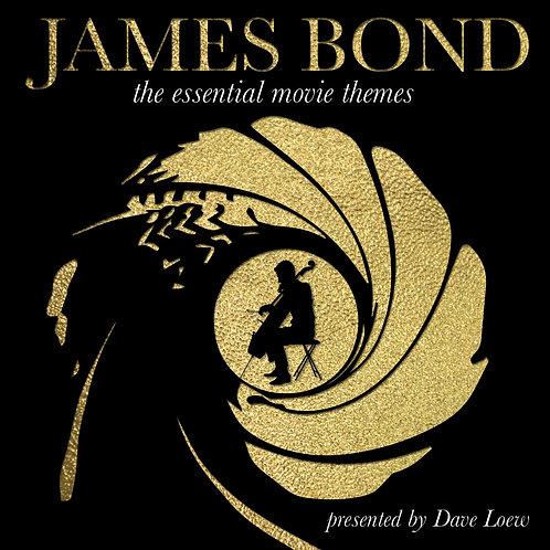 DAVE LOEW - JAMES BOND: THE ESSENTIAL MOVIE THEMES