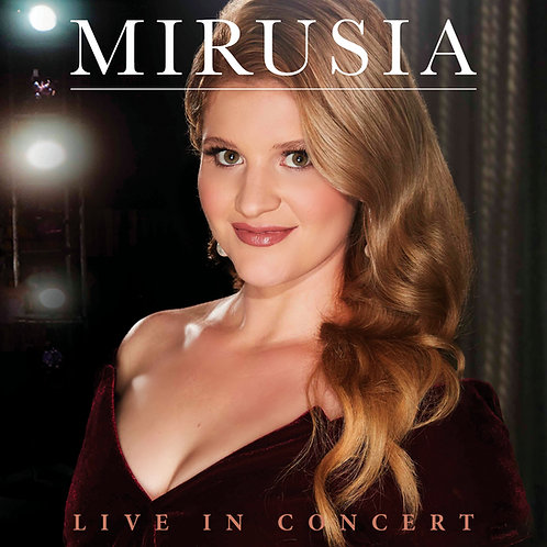 MIRUSIA - LIVE IN CONCERT (CD)