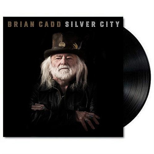 BRIAN CADD - SILVER CITY (VINYL)