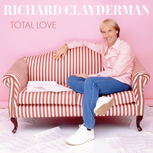 RICHARD CLAYDERMAN - TOTAL LOVE
