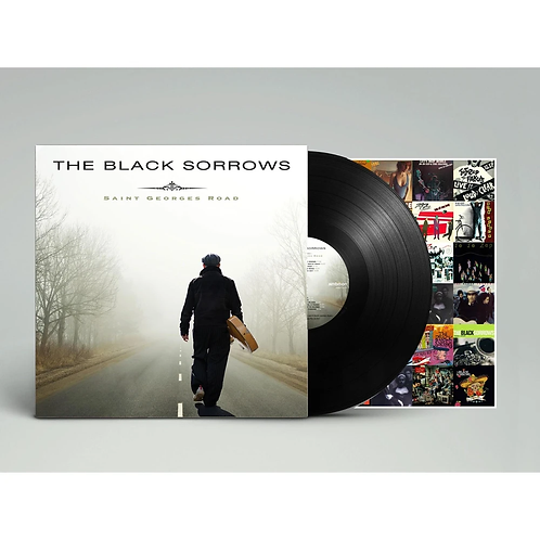 THE BLACK SORROWS - SAINT GEORGES ROAD (VINYL)