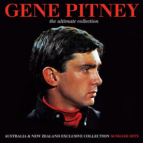 GENE PITNEY - THE ULTIMATE COLLECTION
