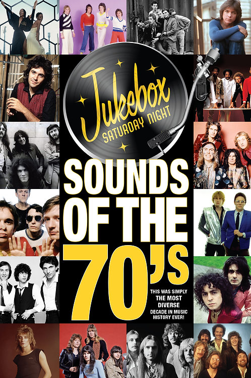 SOUNDS OF THE 70'S