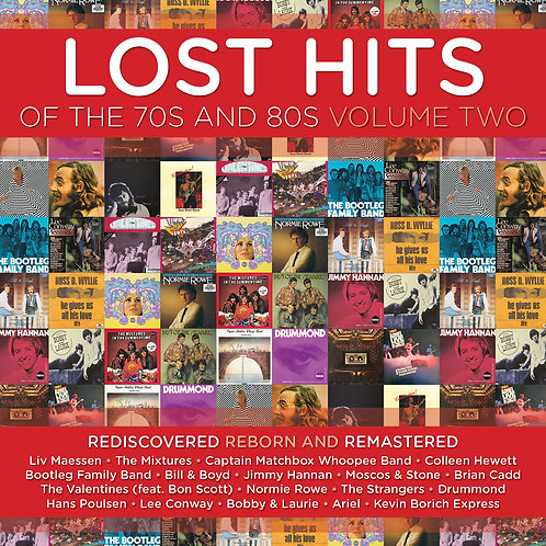 VARIOUS ARTISTS - LOST HITS OF THE 70S AND 80S (VOLUME TWO)