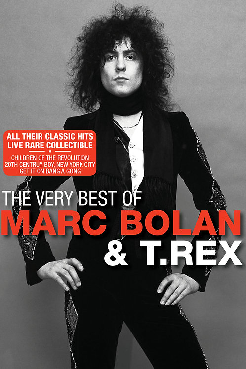 MARC BOLAN & T.REX  - THE VERY BEST OF MARC BOLAN & T.REX