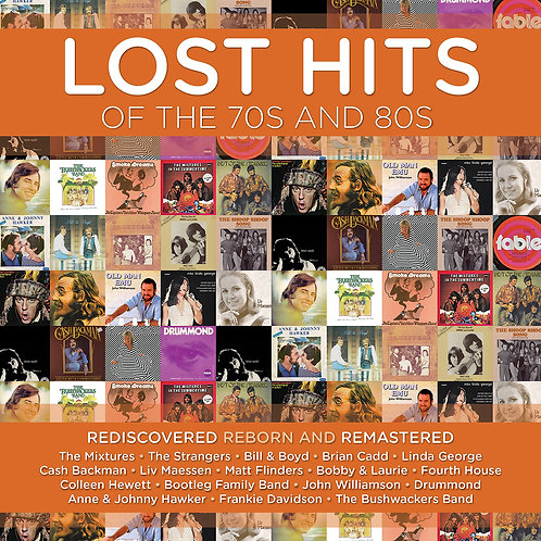 VARIOUS ARTISTS - LOST HITS OF THE 70S AND 80S