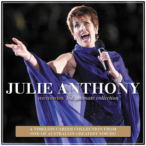 JULIE ANTHONY - MEMORIES, THE ULTIMATE COLLECTION