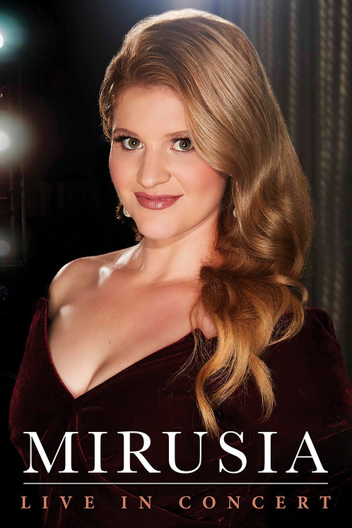 MIRUSIA - LIVE IN CONCERT (DVD)