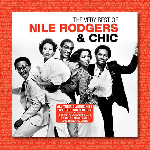 NILE RODGERS & CHIC - THE VERY BEST OF (LIVE)