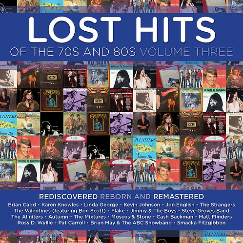 VARIOUS ARTISTS LOST HITS OF THE 70S AND 80S (VOLUME THREE)