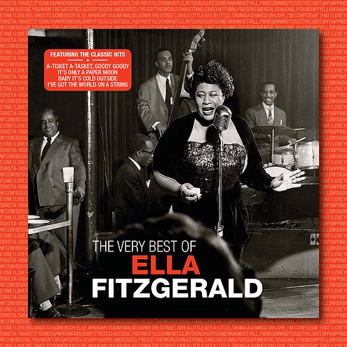 ELLA FITZGERALD - THE VERY BEST OF