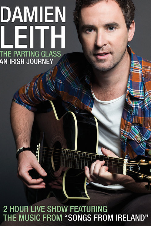 DAMIEN LEITH - THE PARTING GLASS: AN IRISH JOURNEY (DVD)