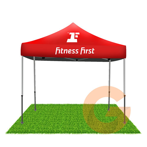 MARQUEE 3X3 (With Printed Canopy)
