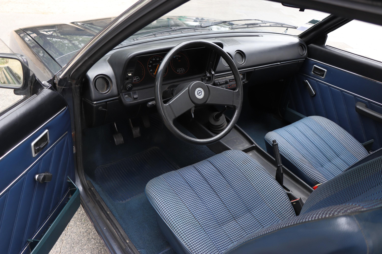 Intérieur Opel Manta B de 1978