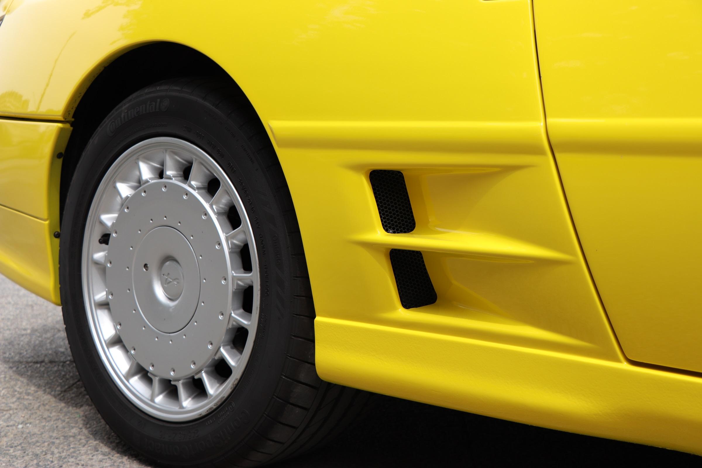 Jantes Alpine A610 de 1992