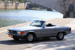 Mercedes 380SL de 1984
