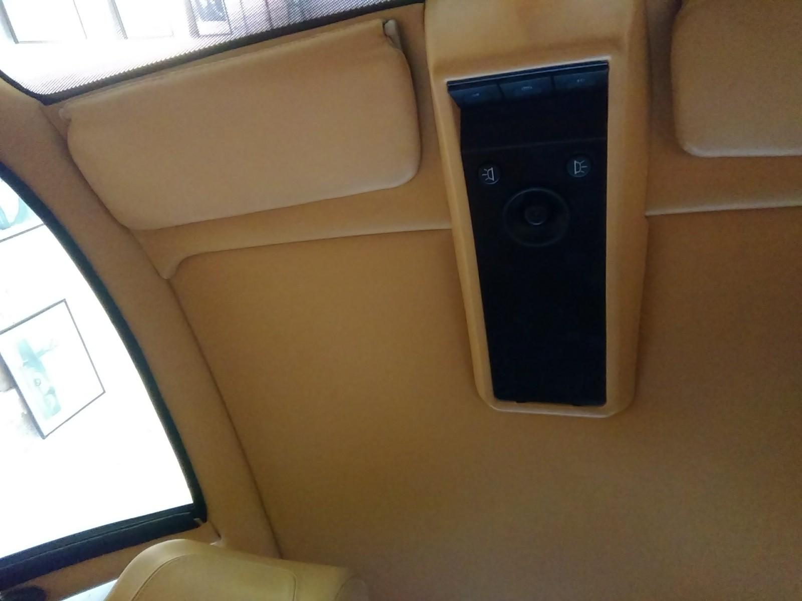 Intérieur Ferrari 512 TR de 1992