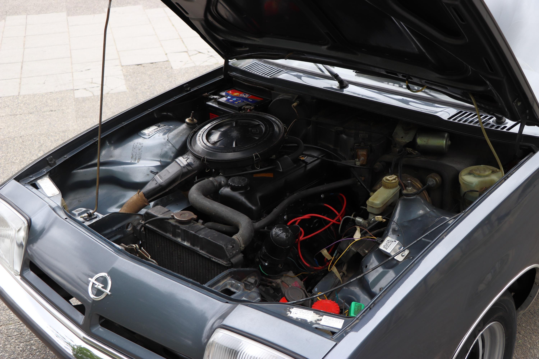 Moteur Opel Manta B de 1978