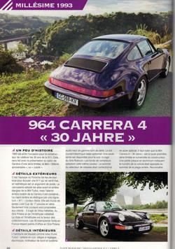FLAT6 Porsche 964 Jubilé