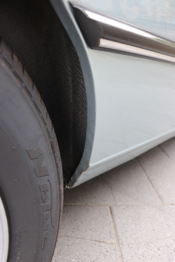 Dessous BMW 323i de 1980