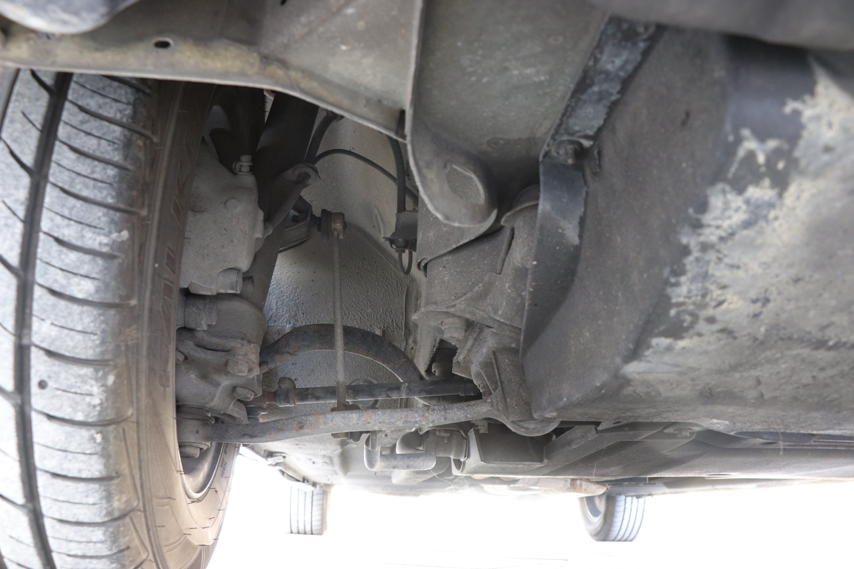 Dessous BMW 730i de 1990