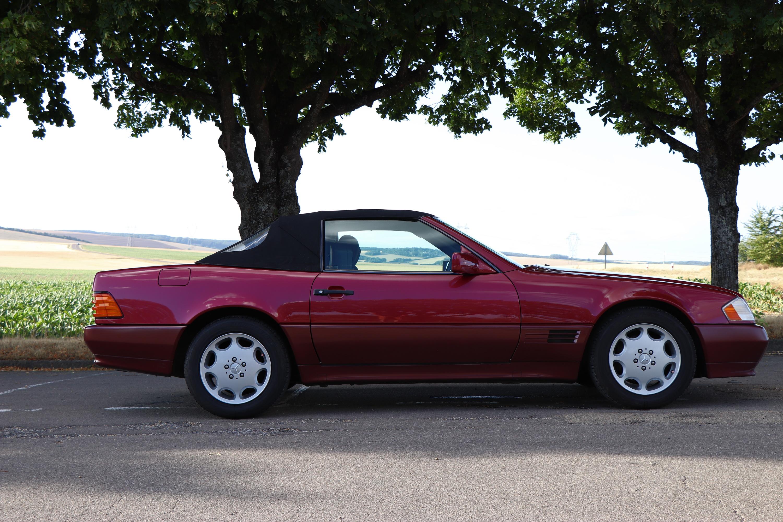 Mercedes 300 SL de 1992