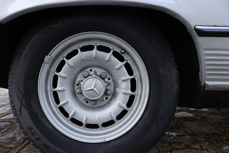 Jante Mercedes 380SL de 1982