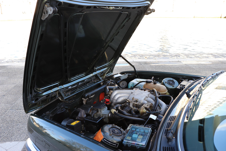 Moteur BMW 323i de 1985