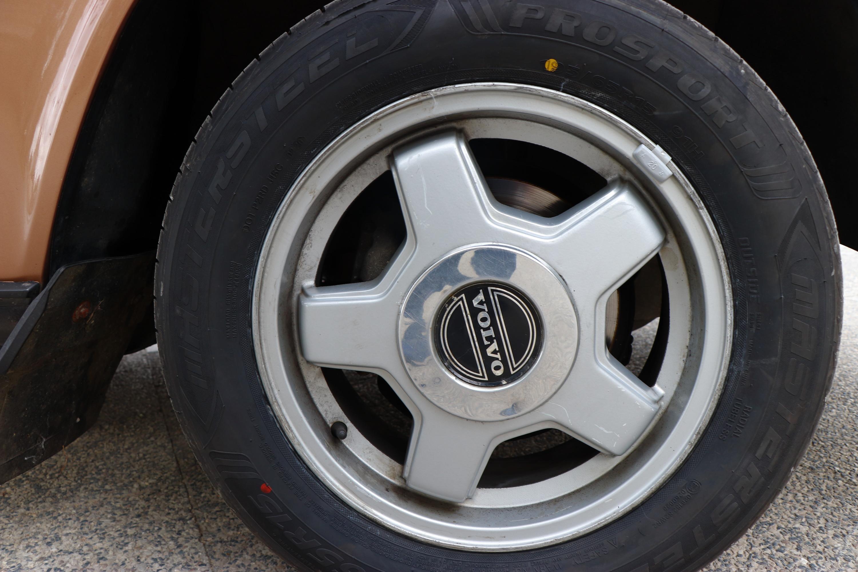 Jantes Volvo 244 GL de 1982