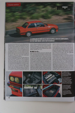 BMW 318is vs Golf GTI 16s
