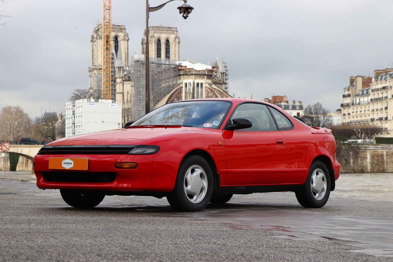 Toyota Celica de 1991