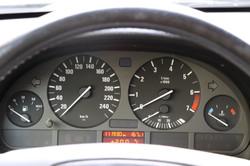 Intérieur BMW 520ia de 1997