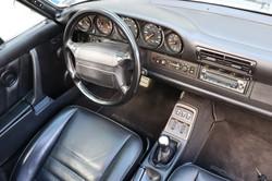 Intérieur Porsche 964 Jubilé de 1993