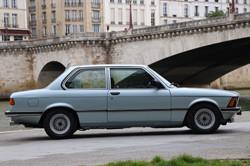 BMW 323i de 1980