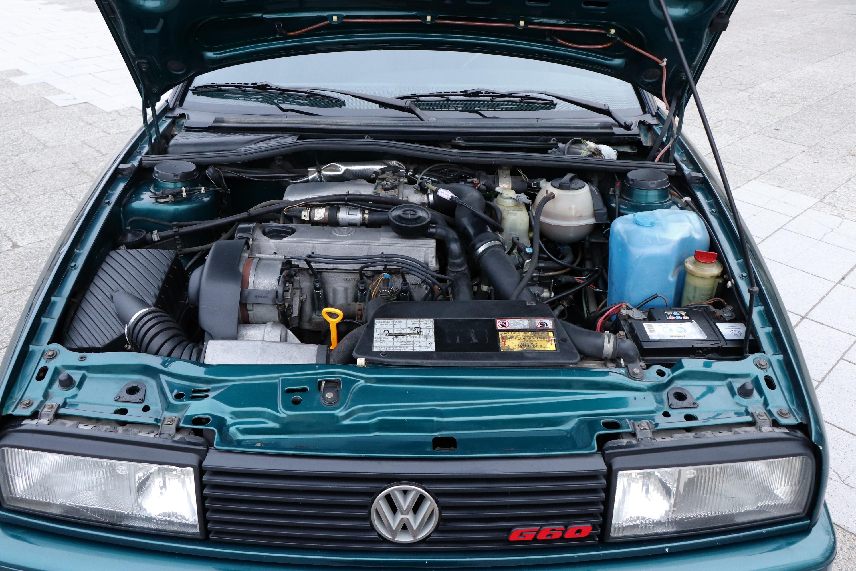 Moteur Corrado G60 de 1990
