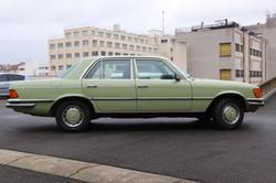 Mercedes 280 SE de 1978