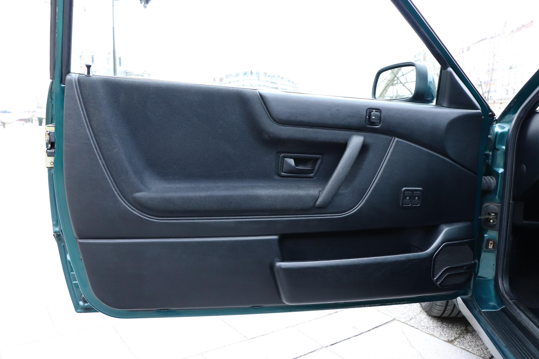 Intérieur Corrado G60 de 1990
