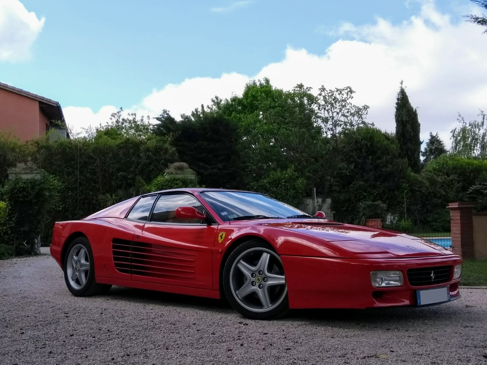 Ferrari 512 TR de 1992