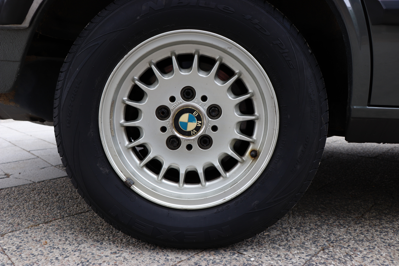 Jante BMW 528i de 1985