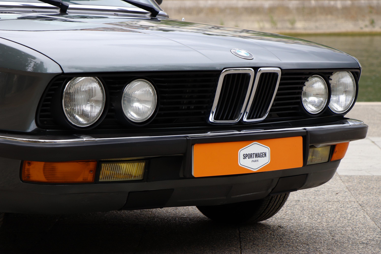 BMW 528i de 1985