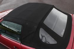 Capote Mercedes 300SL de 1992